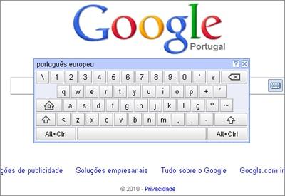 Google Teclado
