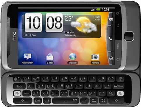 HTC Desire HD e Desire Z atrasados HTC-Desire-HD