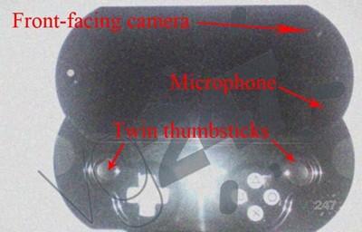 PSP2-prototipo