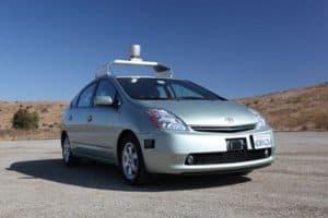 Carro Automático da Google