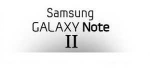 Samsung Galaxy Note II Logo