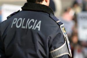 Polícia portuguesa