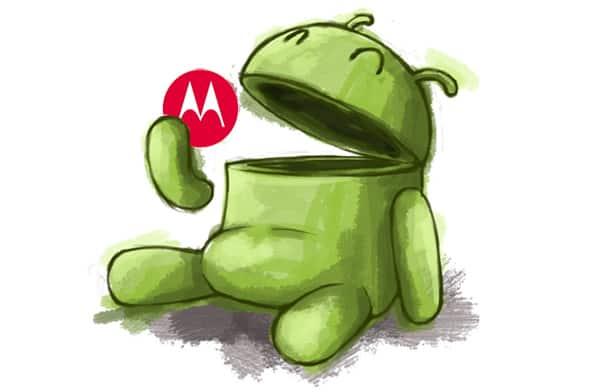 Google Motorola despedimentos