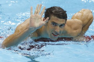 Phelps despede-se