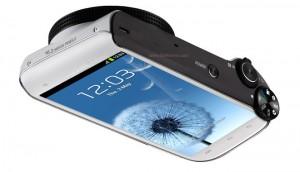 Samsung Galaxy S câmara GSMArena