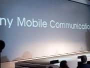 Sony Mobile cortes de trabalho