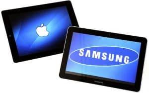 Samsung e Apple