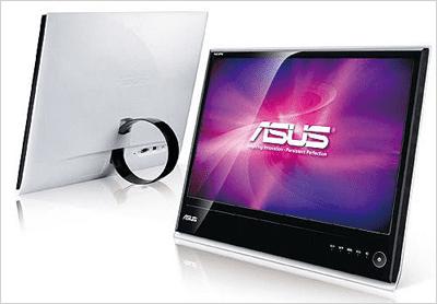Asus monitores LCD Designo MS