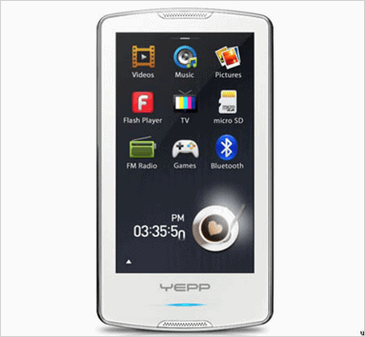 Samsung M1 Media Player Nvidia Tegra