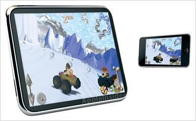 Apple Tablet PC Q1 2010