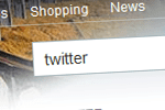 Parceria Twitter Google Bing