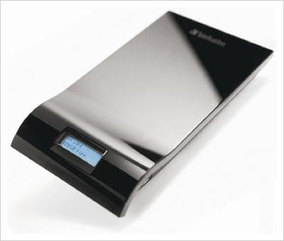 Disco Verbatim InSight USB 320GB 500GB