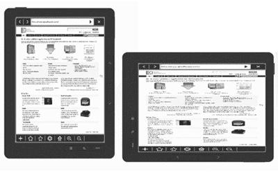 e-reader Asus DR-950