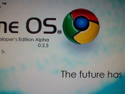 Google OS Alpha