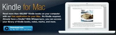 Kindle App para Mac