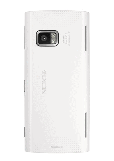 Novo Nokia X6 Music Edition