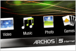 Archos5  Tablet PC Android