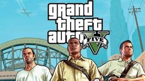 GTA V 3 personagens