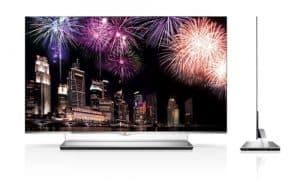 LG OLED TV UltraHD 55 polegadas