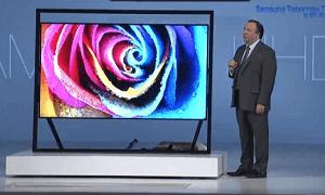 TV UHD 85 polegadas