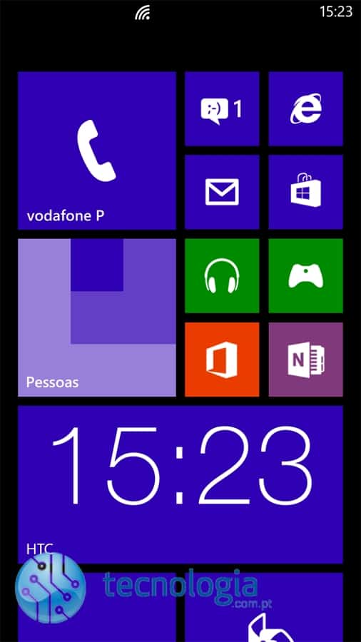 Windows Phone 8 (2) - MaisTecnologia