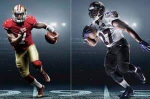 49ers x Ravens - DR