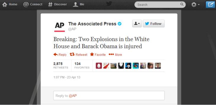 Associated Press twitter