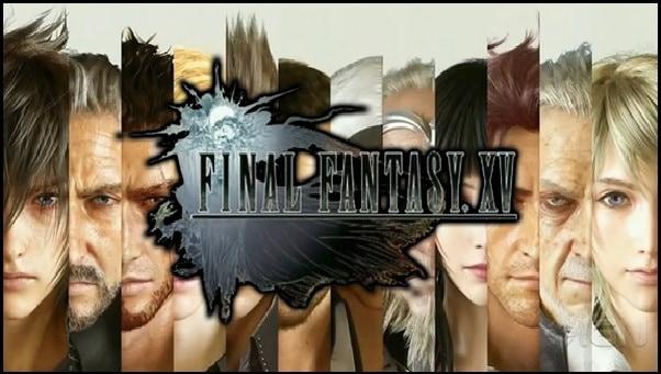 Final Fantasy XV é adiado e chega no final de Novembro