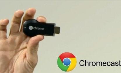"""Foto: Chromecast já está disponível na Play Store para Portugal O Chromecast é um novo streamer para a televisão que já temos visto em várias versões """"made in China"""", mas que a Google achou que seria uma boa aposta num produto próprio, um sucesso já que esgotou em dois dias de venda nos EUA. http://go.pwm.pt/1nAkEp5"""