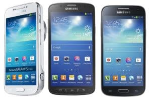Galaxy S4 variantes