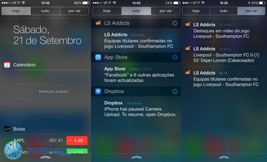 Análise-iOS-7-Centro-de-notificações