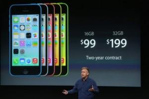 iPhone 5C preço