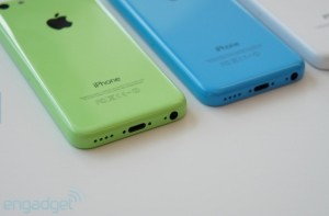 iPhone 5C trás