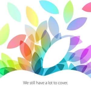 Apple evento 22 outubro