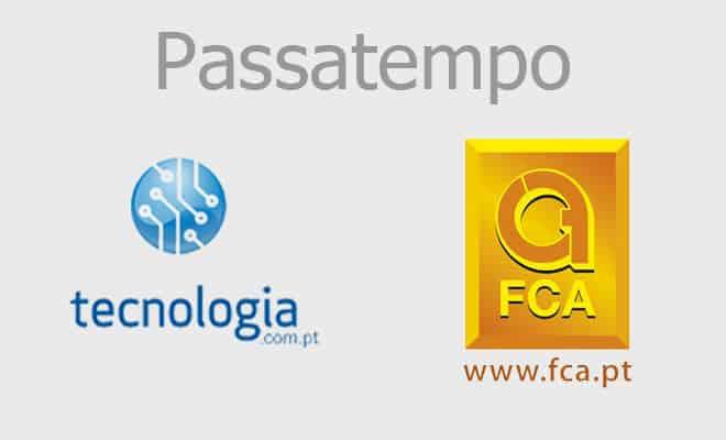 Passatempo: Temos dois livros da FCA para oferecer