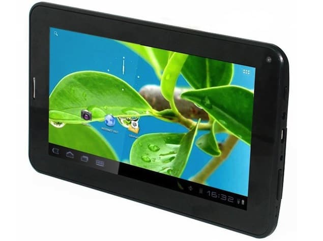 Tablet mais barato do mundo está à venda por €35