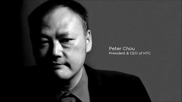 Peter Chou HTC CEO
