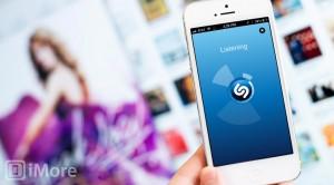 iPhone Shazam iMore