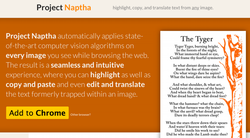 project naptha 1