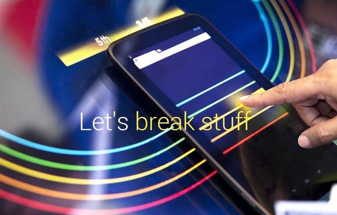 Nexus 8 Google I-O 2014
