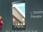 Android L Slashgear