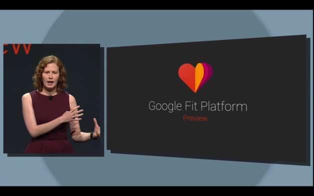 Google Fit i-o 2
