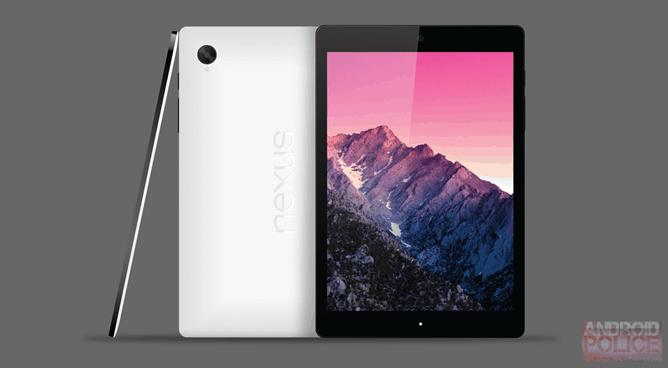 HTC Nexus 9 AndroidPolice