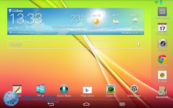 LG G Pad interface (1)