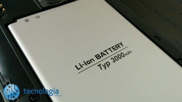 LG G3 bateria