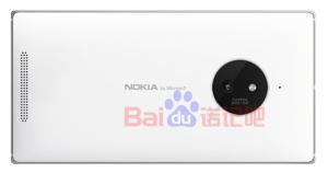 Lumia_830-render Nokia by Microsoft