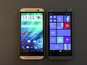 HTC One M8 Android Windows