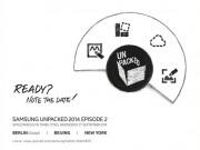 Samsung evento IFA 2014