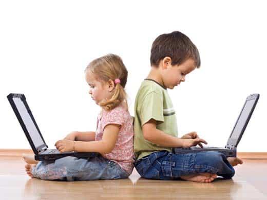 Google equaciona permitir o acesso a Gmail e YouTube a Crianças