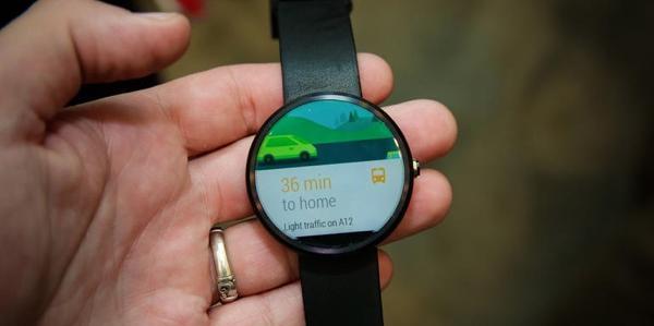 434b2613dd2 Relógio inteligente Moto 360 à venda por 250 dólares